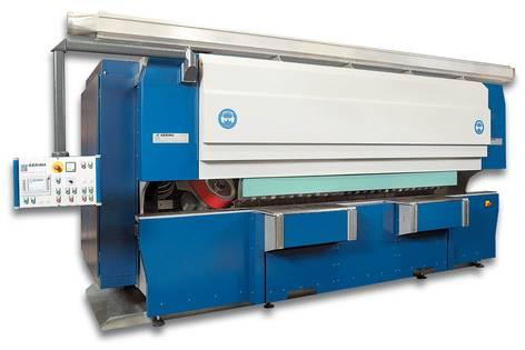 Fasen-Bandschleifmaschine LGA Typ II
