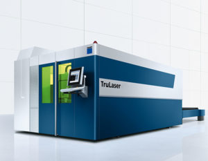 Trumpf TruLaser 3040fiber zum Laserschneiden bei WSZ GmbH