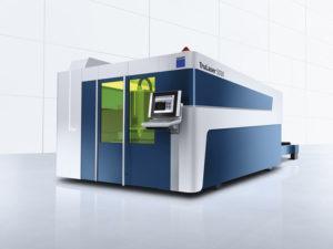 Trumpf TruLaser 5040fiber zum Laserschneiden bei WSZ GmbH